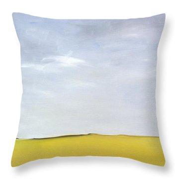 On Minchinhampton Throw Pillow