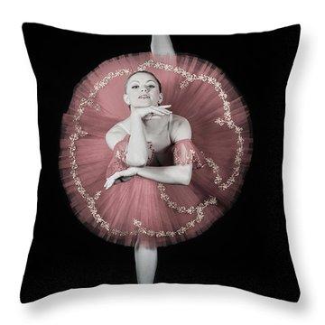 Flamenco Throw Pillows
