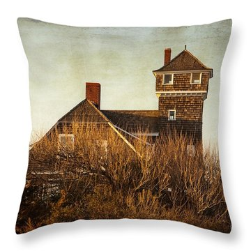On The Hook  Throw Pillow