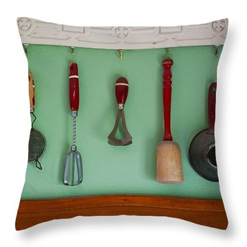 Once Upon A Time Throw Pillow by Matthew Blum