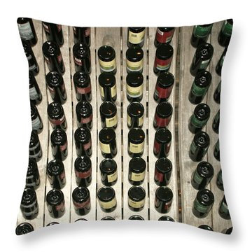 One Bottle Down Throw Pillow