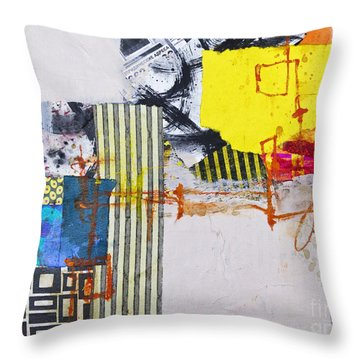 One Flew Over Throw Pillow