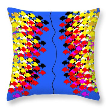 One Good One Throw Pillow