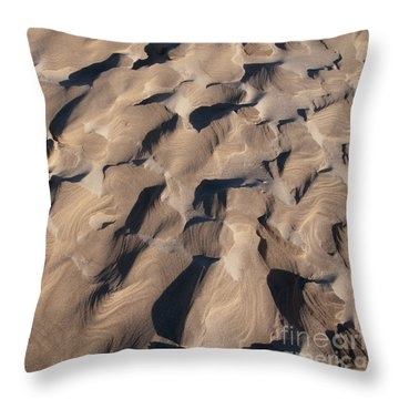 One Of A Kind Throw Pillow by Ann Horn