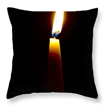 One Small Light Throw Pillow