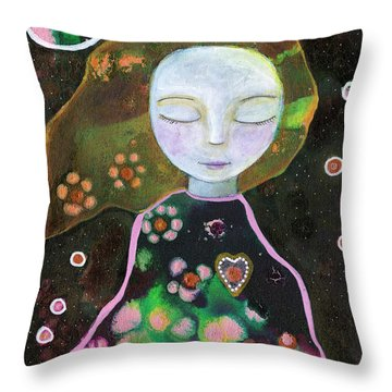 One With It All Throw Pillow