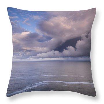 Storm Clouds Throw Pillows