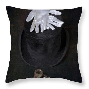 Opera Throw Pillow by Joana Kruse
