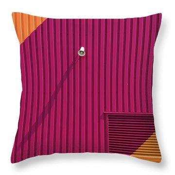 Facade Throw Pillows