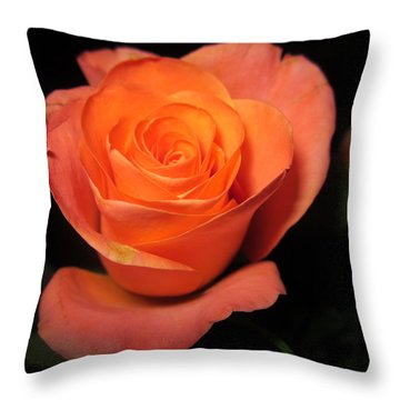 Orange Is The New Black Throw Pillow