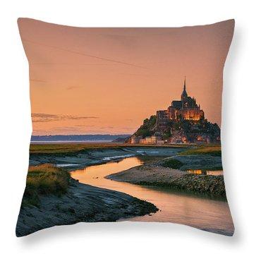 Castle Throw Pillows