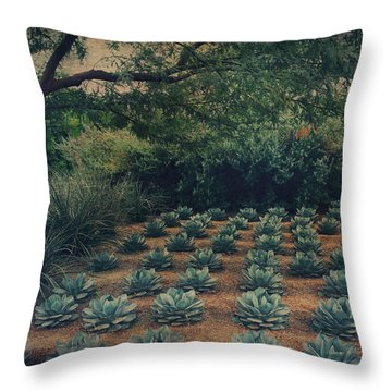 Order Throw Pillow by Laurie Search