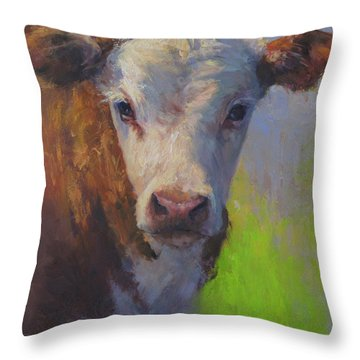 Orlando Throw Pillow by Susan Williamson