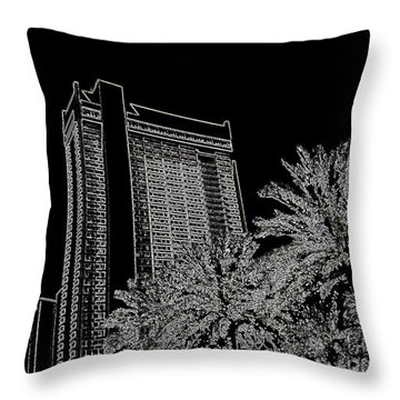 Orleans High Rise Throw Pillow