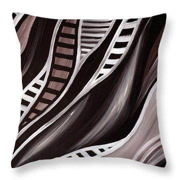Oryx Throw Pillow by Eva-Maria Becker