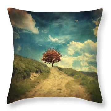 Other Stories Throw Pillow by Taylan Apukovska