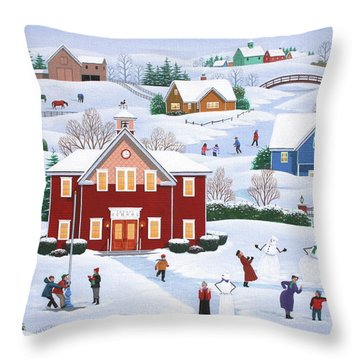 Our Beloved Teachers Throw Pillow