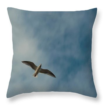 Overhead Pass Throw Pillow