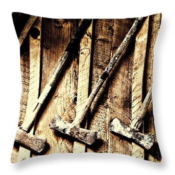 Aaron Berg Photography Throw Pillow featuring the photograph Pick One by Aaron Berg