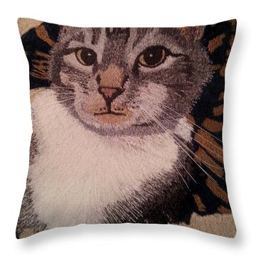 Ovid Throw Pillow