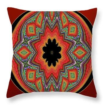 Ovs 15 Throw Pillow