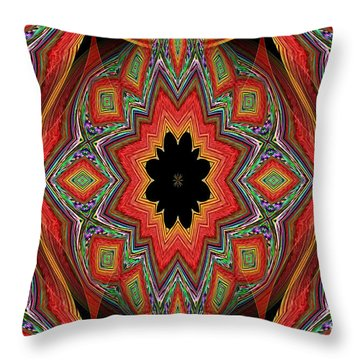 Ovs 16 Throw Pillow