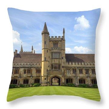 Oxford Throw Pillow