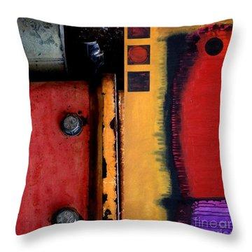 p HOT 116 Throw Pillow