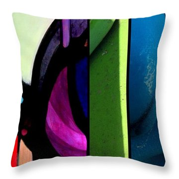 p HOTography 113 Throw Pillow by Marlene Burns