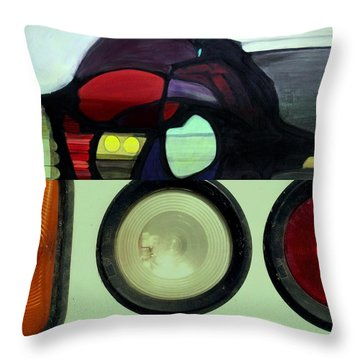 p HOTography 136 Throw Pillow by Marlene Burns