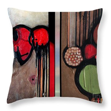 p HOTography 138 Throw Pillow by Marlene Burns