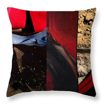 p HOTography 148 Throw Pillow by Marlene Burns