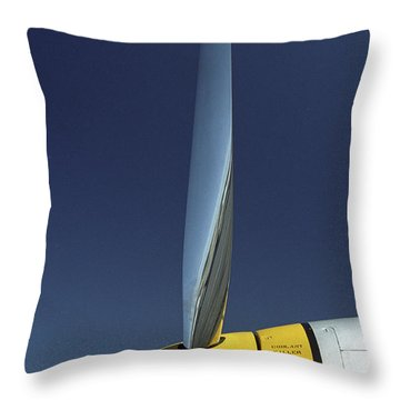 P51 Throw Pillow