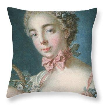 Boucher Throw Pillows