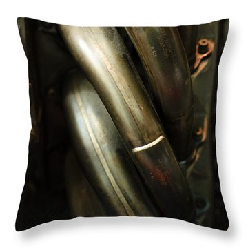 P611 Throw Pillow