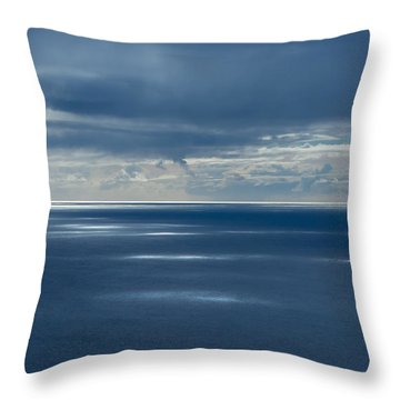 Pacific Highlights Throw Pillow