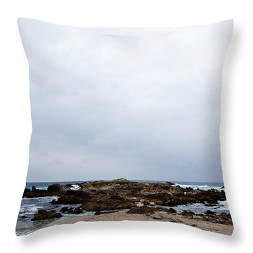 Pacific Horizon Throw Pillow