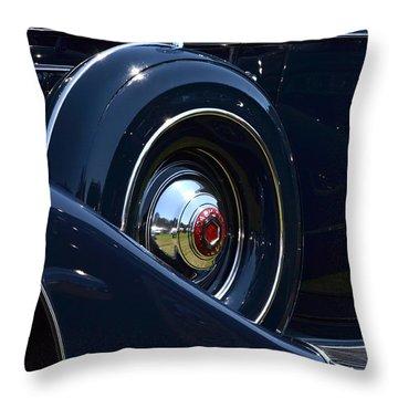 Packard - 1 Throw Pillow by Dean Ferreira