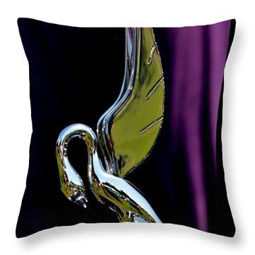 Packard - 3 Throw Pillow by Dean Ferreira