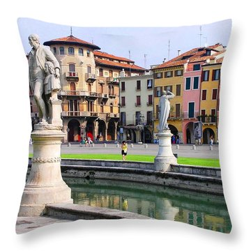 Padova Throw Pillow