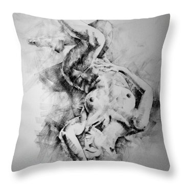 Page 21 Throw Pillow