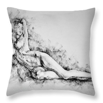 Page 25 Throw Pillow