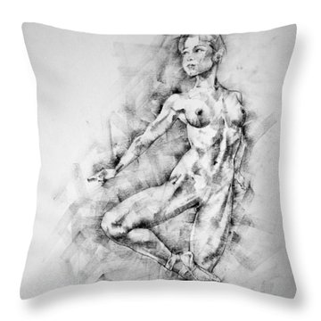 Page 27 Throw Pillow