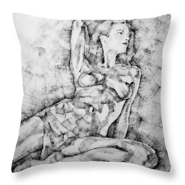 Page 33 Throw Pillow