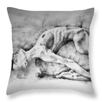 Page 6 Throw Pillow