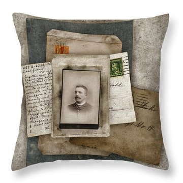 Page 63 Throw Pillow