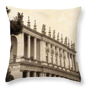 Palazzo Chiericati Throw Pillow