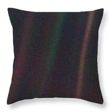 Far Away Throw Pillows