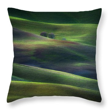 Layer Throw Pillows