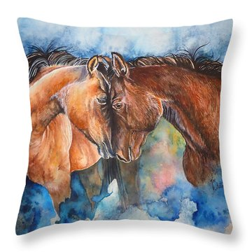 Bonded Throw Pillow